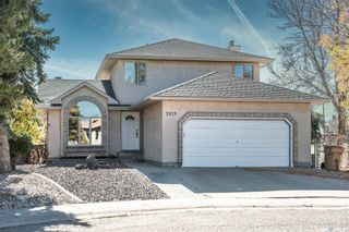 Main Photo: 2619 Lacombe Crescent East in Regina: Wood Meadows Residential for sale : MLS®# SK872530
