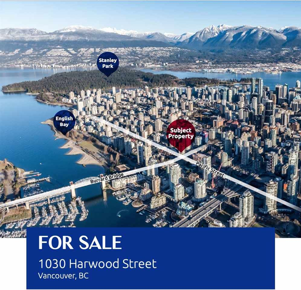 Main Photo: 1030 HARWOOD Street in Vancouver: West End VW Multi-Family Commercial for sale (Vancouver West)  : MLS®# C8037905