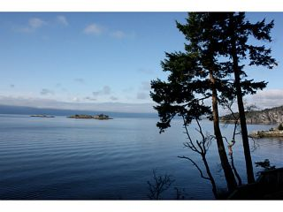 "Photo 1: # LOT 58 PACKALEN BV in Pender Harbour: Pender Harbour Egmont Land for sale in ""DANIEL POINT"" (Sunshine Coast)  : MLS®# V995581"