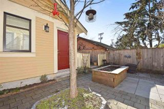Photo 20: 110 W 13TH Avenue in Vancouver: Mount Pleasant VW Townhouse for sale (Vancouver West)  : MLS®# R2346045