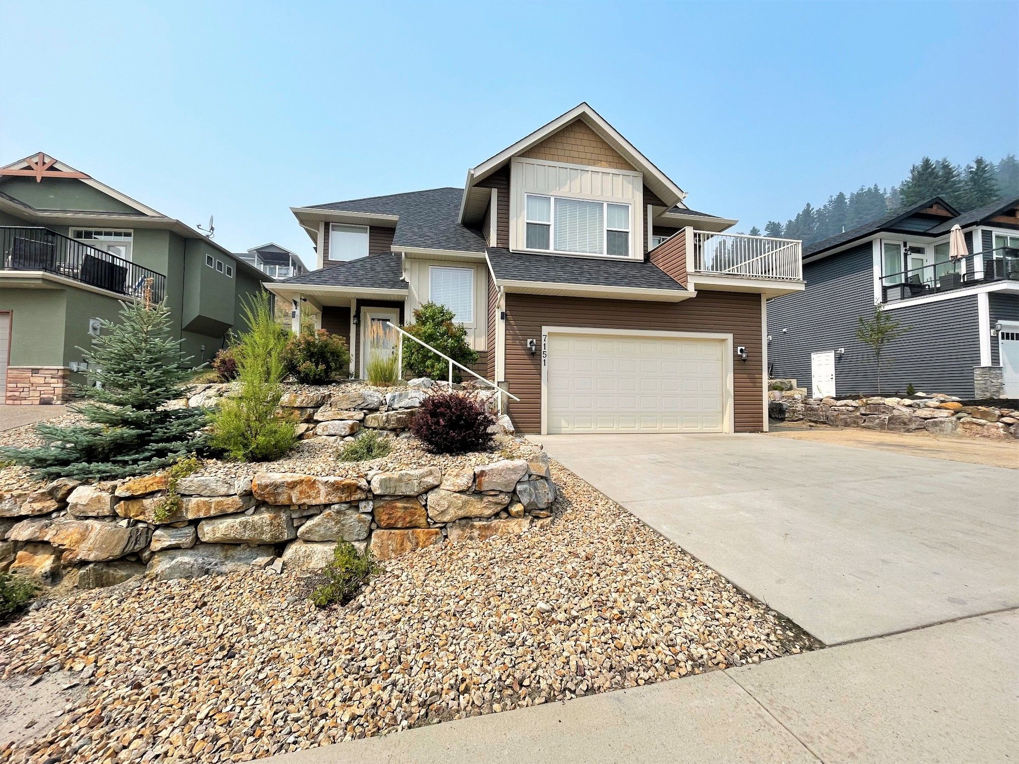 Main Photo: 7151 Tabor Drive in Vernon: Foothills House for sale (North Okanagan)  : MLS®# 10238241