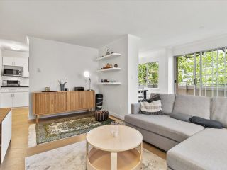 """Photo 5: 202 825 W 15TH Avenue in Vancouver: Fairview VW Condo for sale in """"The Harrod"""" (Vancouver West)  : MLS®# R2614837"""
