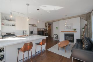 """Photo 8: 209 1216 HOMER Street in Vancouver: Yaletown Condo for sale in """"THE MURCHIES BUILDING"""" (Vancouver West)  : MLS®# R2003084"""