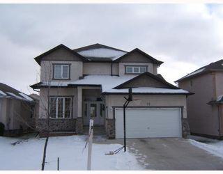 Main Photo: 72 Kinlock Lane/ Richmond West in Winnipeg: Single Family Detached for sale (South Winnipeg)  : MLS®# 2822267