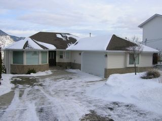 Photo 2: 4839 Uplands Drive in Kamloops: Barnhartvale House for sale : MLS®# 107438
