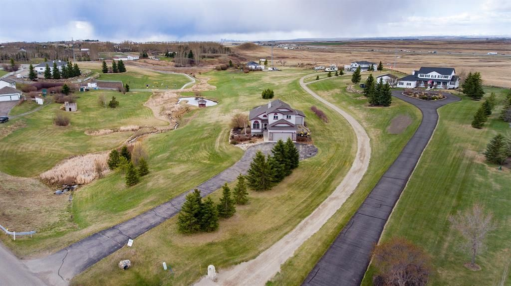 Main Photo: 15 Stage Coach Trail in Rural Rocky View County: Rural Rocky View MD Detached for sale : MLS®# A1103869
