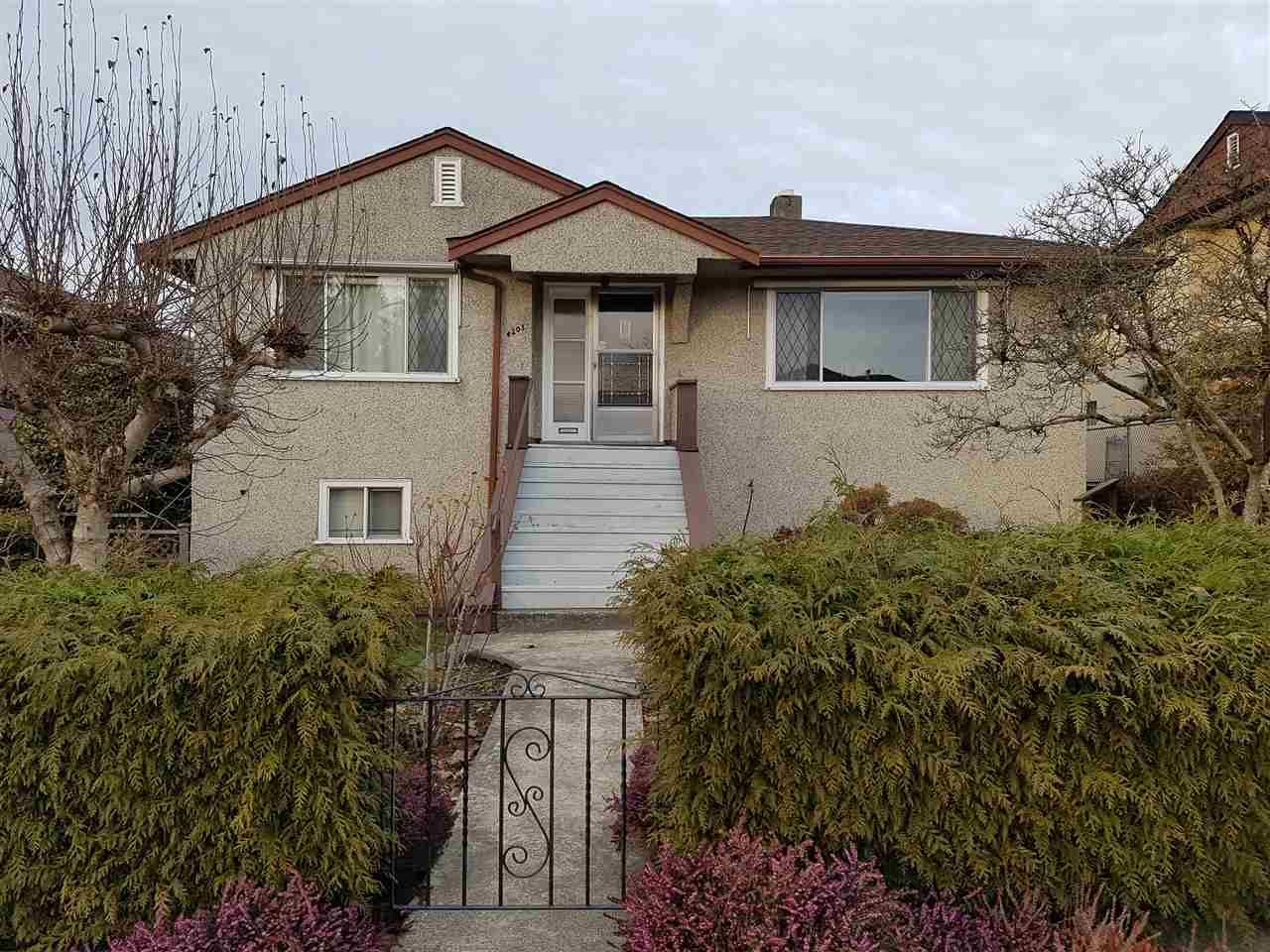 Main Photo: 4203 KITCHENER Street in Burnaby: Willingdon Heights House for sale (Burnaby North)  : MLS®# R2136045