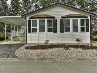 Photo 5: 8 386 Craig St in PARKSVILLE: PQ Parksville Manufactured Home for sale (Parksville/Qualicum)  : MLS®# 760785