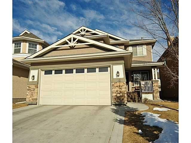 Main Photo: 128 EVERWILLOW Green SW in CALGARY: Evergreen Residential Detached Single Family for sale (Calgary)  : MLS®# C3509879
