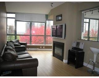Photo 4: # 504 1238 BURRARD ST in Vancouver: Condo for sale : MLS®# V802617
