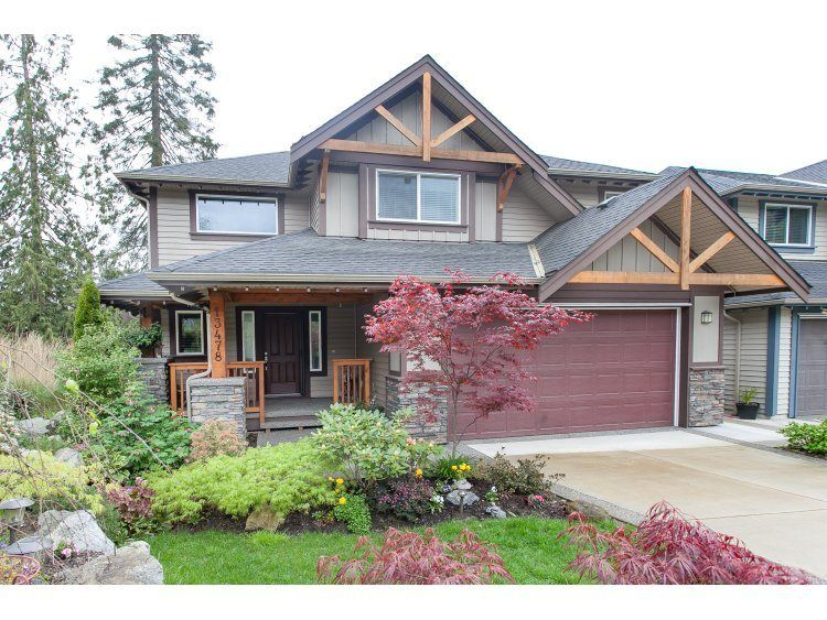 """Main Photo: 13478 229 Loop in Maple Ridge: Silver Valley House for sale in """"HAMPSTEAD BY PORTRAIT HOMES"""" : MLS®# R2057210"""