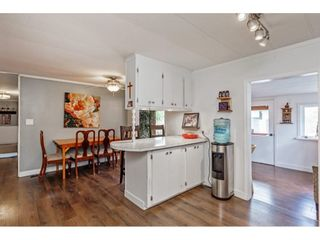 Photo 14: 35281 RIVERSIDE Road: Manufactured Home for sale in Mission: MLS®# R2582946