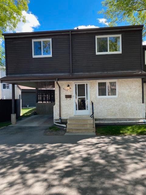Main Photo: 6085 35A Avenue in Edmonton: Zone 29 Townhouse for sale : MLS®# E4243620