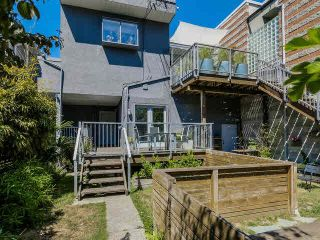 "Photo 16: 3649 W 17TH Avenue in Vancouver: Dunbar Townhouse for sale in ""Dunbar"" (Vancouver West)  : MLS®# V1131418"