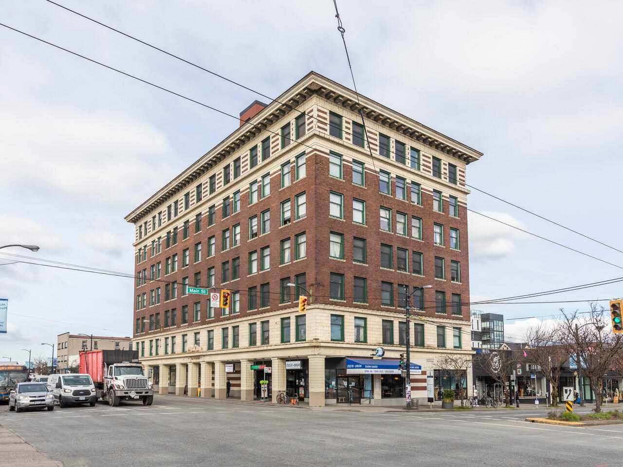 """Main Photo: 306 175 E BROADWAY in Vancouver: Mount Pleasant VE Condo for sale in """"Lee Building"""" (Vancouver East)  : MLS®# R2559820"""