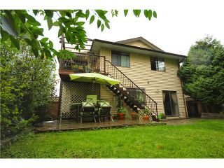Photo 4: 2418 BENNIE PL in Port Coquitlam: Riverwood House for sale : MLS®# V1088148