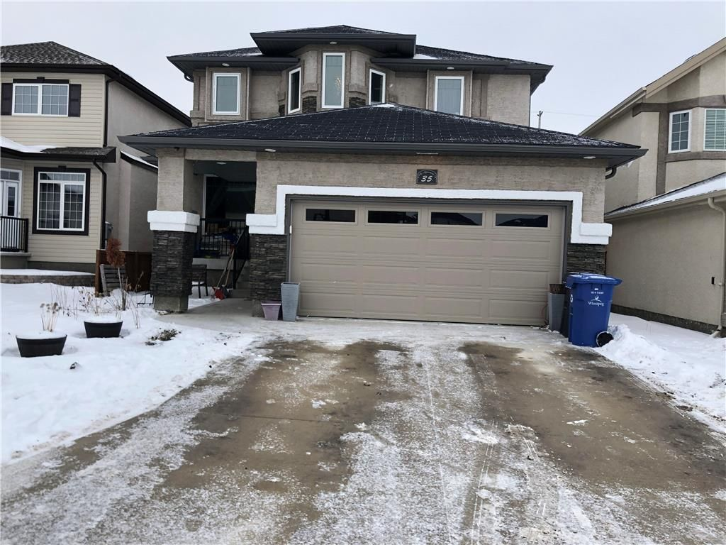 Main Photo: 35 Loewen Place in Winnipeg: South Pointe Residential for sale (1R)  : MLS®# 202000337