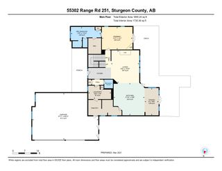 Photo 41: 55302 RR 251: Rural Sturgeon County House for sale : MLS®# E4234888