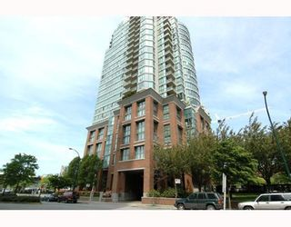 "Photo 1: 1205 1088 QUEBEC Street in Vancouver: Mount Pleasant VE Condo for sale in ""VICEROY"" (Vancouver East)  : MLS®# V805690"