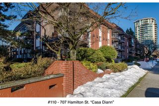"Photo 20: 110 707 HAMILTON Street in New Westminster: Uptown NW Condo for sale in ""Casa Diann"" : MLS®# R2130307"