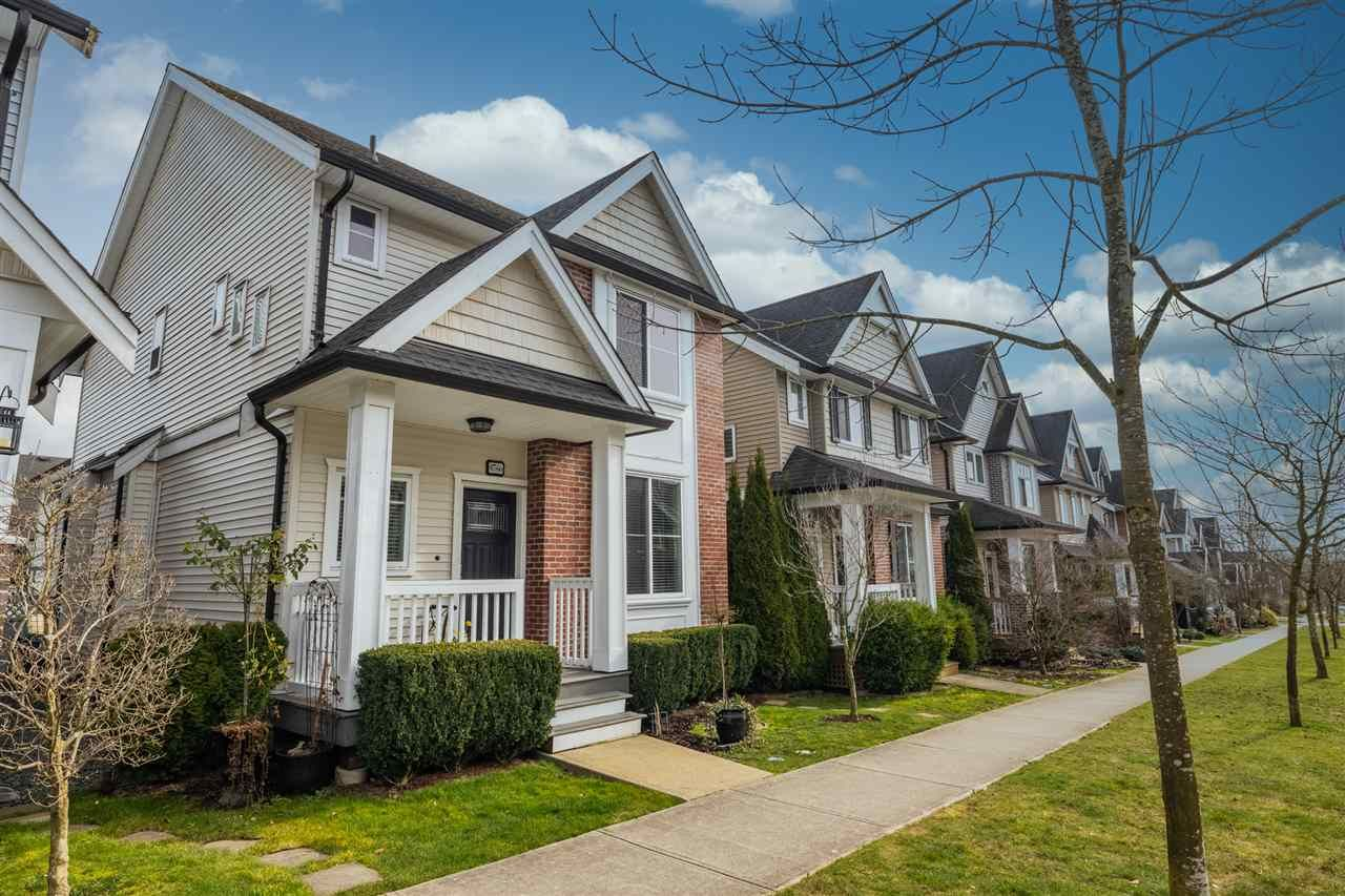 """Main Photo: 6760 193B Street in Surrey: Clayton House for sale in """"Gramercy Park at Clayton Heights"""" (Cloverdale)  : MLS®# R2543782"""
