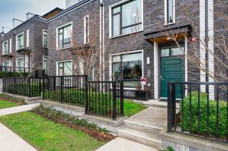 """Main Photo: 7482 GRANVILLE Street in Vancouver: South Granville Townhouse for sale in """"GRANVILLE & 59TH"""" (Vancouver West)  : MLS®# R2547374"""