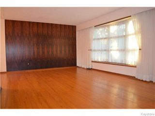 Photo 2: 98 Rutgers Bay in Winnipeg: Fort Richmond Residential for sale (1K)  : MLS®# 1628445