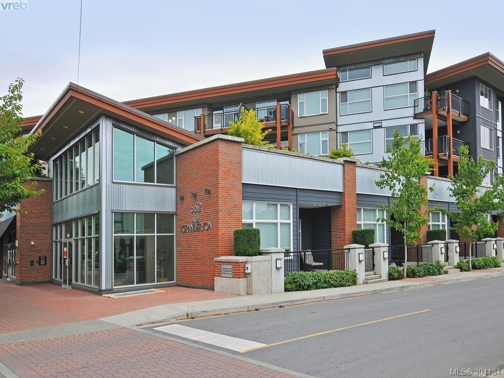 Main Photo: 403 662 Goldstream Ave in VICTORIA: La Fairway Condo for sale (Langford)  : MLS®# 790118