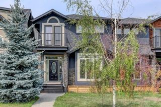 Main Photo: 2524 2 Avenue NW in Calgary: West Hillhurst Semi Detached for sale : MLS®# A1147817