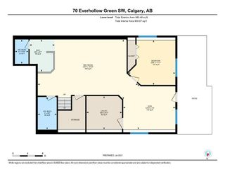 Photo 38: 70 Everhollow Green SW in Calgary: Evergreen Detached for sale : MLS®# A1131033