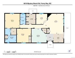 Photo 11: 6619 Mystery Beach Rd in : CV Union Bay/Fanny Bay Manufactured Home for sale (Comox Valley)  : MLS®# 875210
