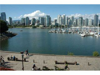 """Photo 4: 813 SAWCUT in Vancouver: False Creek Townhouse for sale in """"HEATHER POINT"""" (Vancouver West)  : MLS®# V874888"""