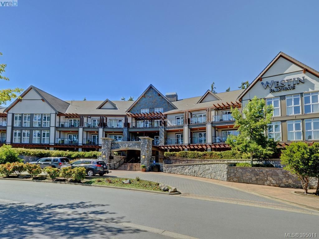 Main Photo: 217/219D 1376 Lynburne Pl in VICTORIA: La Bear Mountain Condo for sale (Langford)  : MLS®# 791923