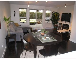 """Photo 3: 104 876 W 14TH Avenue in Vancouver: Fairview VW Condo for sale in """"WINDGATE LAUREL"""" (Vancouver West)  : MLS®# V760863"""