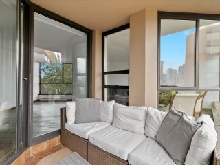 """Photo 6: 601 1450 PENNYFARTHING Drive in Vancouver: False Creek Condo for sale in """"Harbourside Cove"""" (Vancouver West)  : MLS®# R2616143"""