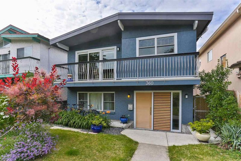 FEATURED LISTING: 360 46TH Avenue East Vancouver