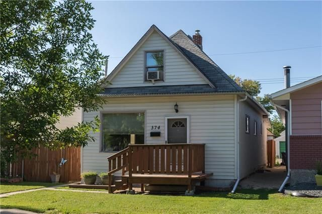 Welcome Home to 374 Larsen Ave! Picture yourself at home in this turn key house!