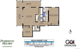 Photo 3: 602 819 Burdett Ave in : Vi Downtown Condo for sale (Victoria)  : MLS®# 878144