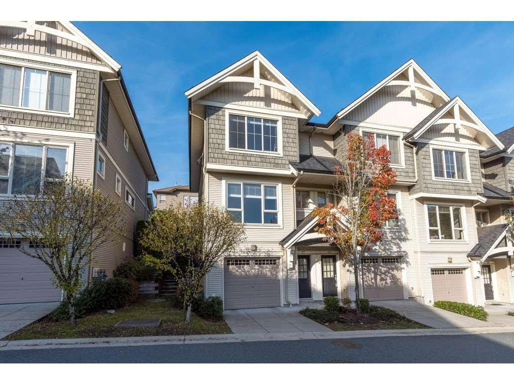 Main Photo: 127 3105 DAYANEE SPRINGS BOULEVARD in COQUITLAM: Burke Mountain Townhouse for sale (Coquitlam)  : MLS®# R2414518