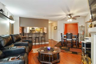 """Photo 3: 302 19528 FRASER Highway in Langley: Cloverdale BC Condo for sale in """"Fairmont"""" (Cloverdale)  : MLS®# R2554897"""