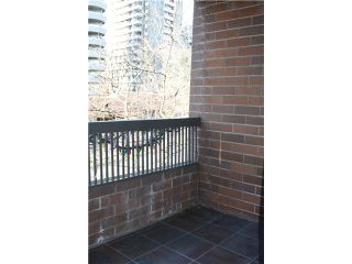 """Photo 6: # 312 1330 BURRARD ST in Vancouver: Downtown VW Condo for sale in """"Anchor Point"""" (Vancouver West)  : MLS®# V919023"""