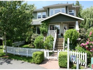"""Photo 1: 4305 PIONEER Court in Abbotsford: Abbotsford East House for sale in """"Pioneer Court"""" : MLS®# F1313612"""