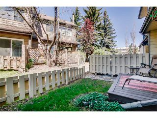 Photo 20: 3 97 GRIER Place NE in Calgary: Greenview House for sale : MLS®# C4013215