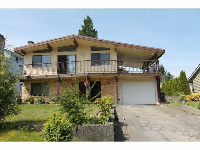 Main Photo: 826 RAYNOR STREET in Coquitlam: Coquitlam West House for sale : MLS®# R2404392