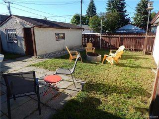 Photo 14: 528 Melbourne Avenue in WINNIPEG: East Kildonan Residential for sale (North East Winnipeg)  : MLS®# 1523099