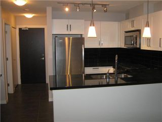 "Photo 3: 2302 2133 DOUGLAS Road in Burnaby: Brentwood Park Condo for sale in ""PERSPECTIVES"" (Burnaby North)  : MLS®# V864191"
