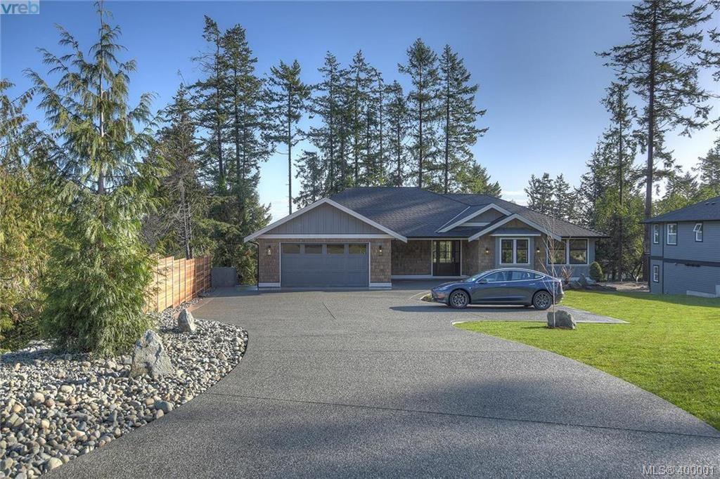 Main Photo: 8607 Emard Terr in NORTH SAANICH: NS Bazan Bay House for sale (North Saanich)  : MLS®# 798049