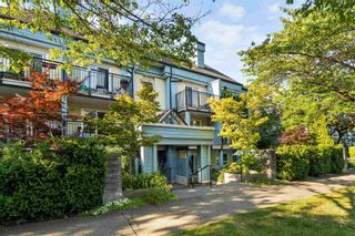 """Main Photo: 103 863 W 16TH Avenue in Vancouver: Fairview VW Condo for sale in """"BERKERLY COURT"""" (Vancouver West)  : MLS®# R2613814"""