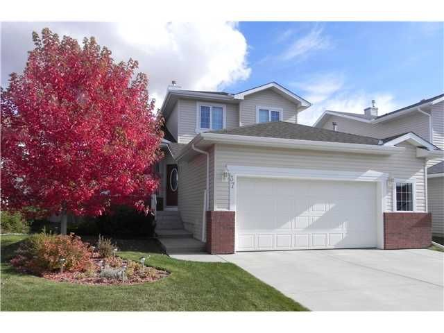 Main Photo: 37 CANOE Circle SW: Airdrie Residential Detached Single Family for sale : MLS®# C3561541