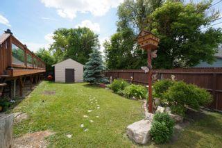 Photo 42: 703 4th Street NE in Portage la Prairie: House for sale : MLS®# 202115922